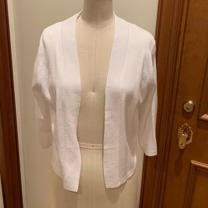 Tommy Bahama Cropped Dress Cardigan - NEVER WORN